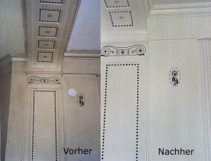 Jugendstil Treppenhaus / Eingangsbereich